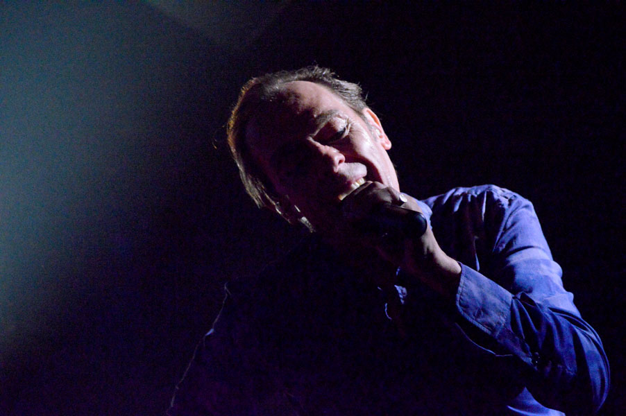 Peter Murphy at Numbers